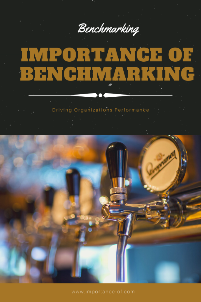 importance of benchmarking