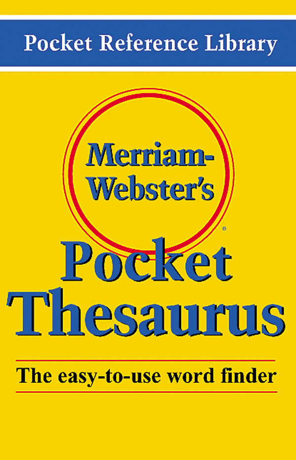 The importance of thesaurus