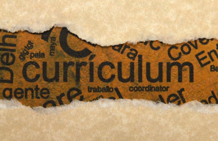 importance of curriculum