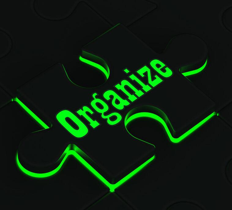 Importance of organization