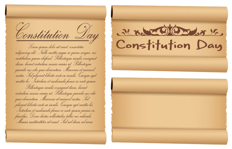 Importance of the Constitution